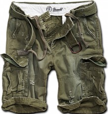 Army shorts Shell Valley Heavy Vintage