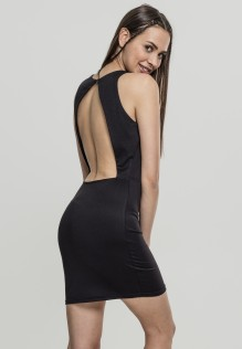 Ladies Back Cut Out Dress Giorgia
