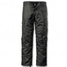 Hard-wearing thermo cargo trouser