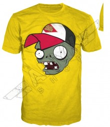 T-shirt Plants vs Zombies