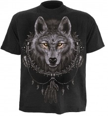 T-shirt WOLF DREAMS