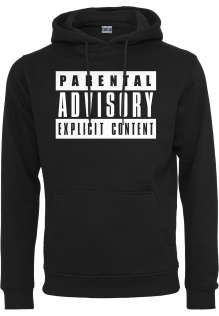 Parental Advisory Hoody