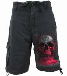 Cargo Shorts Spiral Direct BLEEDING SOULS