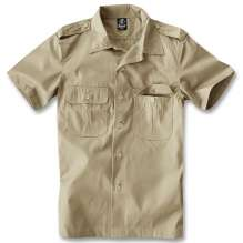 Military shirt short sleeve von Brandit