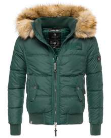 Men winter jacket Sky Captain