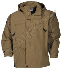US soft shell tactical jacket