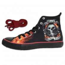 ACE REAPER - Sneakers - Men's High Top Laceup