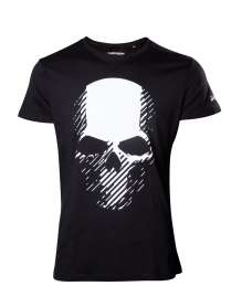 Mens T-shirt GHOST RECON WILDLANDS - BIG SKULL LOGO T-SHIRT