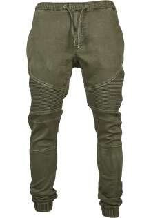 Biker Denim Jogpants Alan