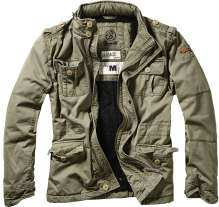 Men army Jacket Britania Winter