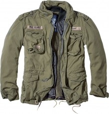 Army winter men military Jacket M65 Giant