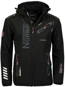 SOFTSHELL JACKET Geographical Norway Royaute B